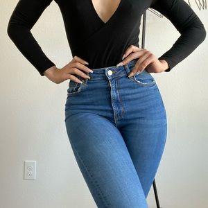 Zara Skinny Denim Jeans